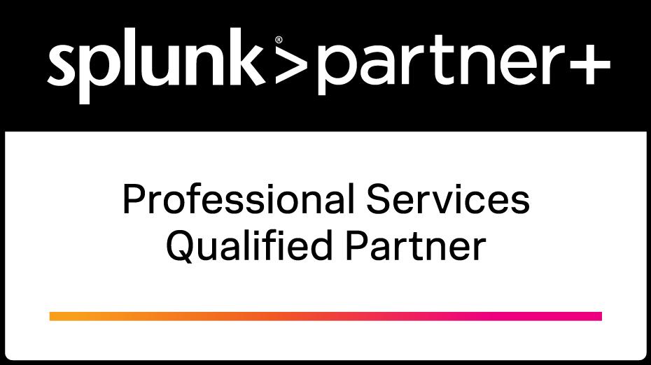 Splunk Partner Professional Services Qualified Partner Logo