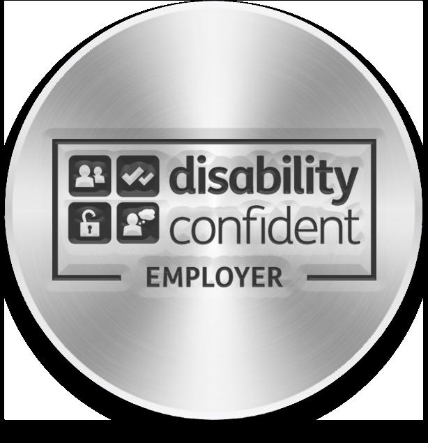 Disability Confident Employer Badge